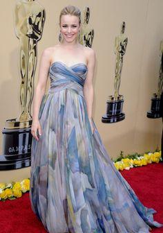 Love this dress and love Rachel mcadams!!!