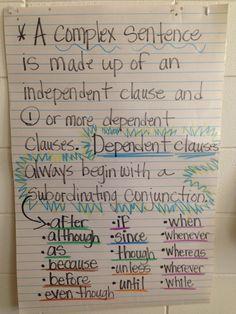 Compound Complex Sentences Worksheet 171 Answer Key - 1000 ...