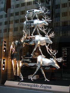 Beautiful Window Displays!: ermenegildo zegna