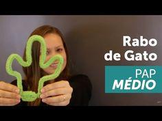 Pap médio - Como fazer Rabo De Gato - YouTube