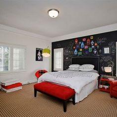 15 ideias para quartos de adolescentes