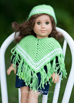 American Girl  Doll clothes/18 inch doll clothes/ by joannekantola, $16.00