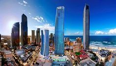 Located in central Surfers Paradise, Hilton Surfers Paradise Hotel is near the beach and steps from Cavill Avenue and Surfers Paradise Beach.
