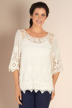 St. Remy Top I - Tops & Tees, Tops, Clothing   Soft Surroundings