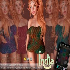 India Romper Zoom Free Group Gift India Romper, free group gift from zOOm. Sizes: Belleza, Slink, TMP, Maitreya. You will find this gift near the [...]