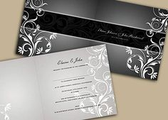 wedding invitation styles designs - Google Search