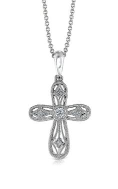 Find Zeghani Necklace at Elizabeth Diamond Company . As an authorized retailer, all of our Zeghani products are backed with a manufacturer warranty. Elizabeth Diamond Company, Vixen, Pendant, Silver, Image, Jewelry, Bijoux, Pendants, Jewlery