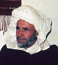Etnia no alcanzada del dia-Bereber, Atta de Marruecos