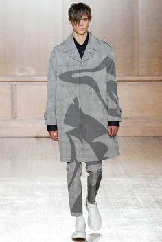 Spring 2015 Menswear - Alexander McQueen