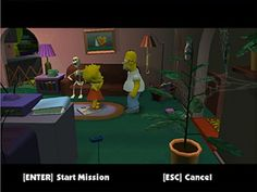 The Simpsons: Hit and Run  http://www.cheapgamesshop.com/the-simpsons-hit-and-run/