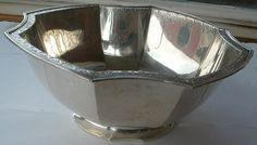 Tiffany & Co sterling silver punch bowl