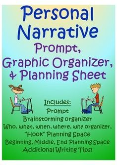 a personal narrative of enjoying the activity of reading Description feel confident teaching writing and save time on planning low-prep lesson plans, graphic organizers, grammar and vocab activities, posters, rubrics, and writing paper for 4+ weeks.