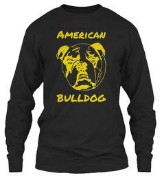 American Bulldog Long Sleeve