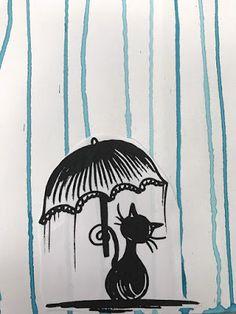 Kim & Karen: 2 Soul Sisters (Art Education Blog): Irma, Who? Rain Rain Go Away....