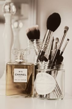 #Chanel #brushes #makeup #beauty