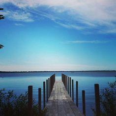 10. Spirit Lake on a warm, summer day