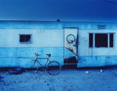 © Marcus Doyle / Trailer and Bicycle