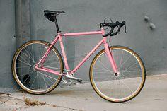 Ty's Pink Seven Mudhoney SS Cross | Feminine side
