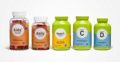 Kroger Vitamin: Easy as A, B, C - Hornall Anderson