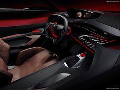 Peugeot Quartz Concept Interior