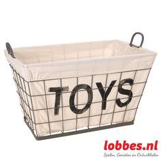 Maak van deze speelgoedmand een originele kraammand door het met leuk meiden speelgoed te vullen. Kaartje eraan en je hebt een super origineel kraamcadeau! Schop nu je kraammand + de inhoud op lobbes.nl