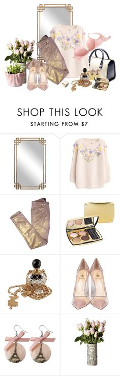 4dswa by perelka111 on Polyvore featuring WithChic, Zadig & Voltaire, Semilla, Disney Couture, Lancôme, Uttermost, Marni, women's clothing, women's fashion and women