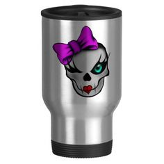 ==>>Big Save on          Girly Skully Mug           Girly Skully Mug you will get best price offer lowest prices or diccount couponeHow to          Girly Skully Mug lowest price Fast Shipping and save your money Now!!...Cleck Hot Deals >>> http://www.zazzle.com/girly_skully_mug-168483713066828161?rf=238627982471231924&zbar=1&tc=terrest