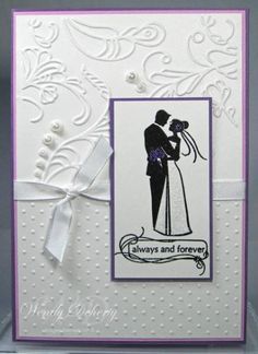 Elegant Couple by Wdoherty - Cards and Paper Crafts at Splitcoaststampers