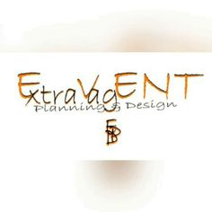 Need a Logo Designed contact us at www.extravagentplanninganddesign.com Customized Gifts, Place Cards, Logo Design, Place Card Holders, Personalized Gifts, Personalised Gifts