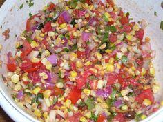 Corn Salsa Recipe - Food.com