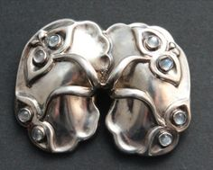 Old brooch, approx. 1904-08, from George Jensen