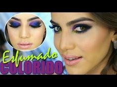 ▶ Esfumado colorido e poderoso! - YouTube