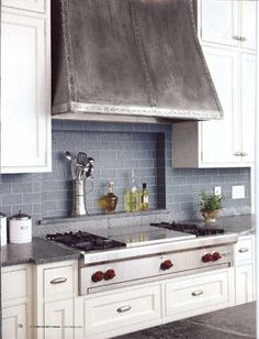 Metal Range Hood - Contemporary - Kitchen Hoods And Vents - Other Metro - The Metal Peddler