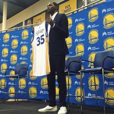 #LETSGOWARRIORS          | Number 35. #DubNation                Kevin Durant