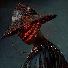 Dmitry Mel on Behance Aesthetic Japan, Neon Aesthetic, Ronin Samurai, Samurai Warrior, Projector Photography, Character Art, Character Design, Alone Photography, Samurai Artwork