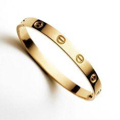 Bracelet Love de Cartier