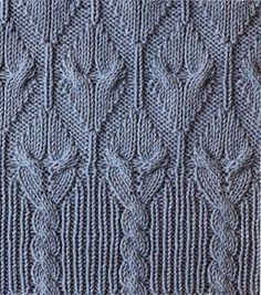 Knitting Stitch Patterns   Rahymah Handworks (and many more stitch patterns)