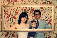 i want a family portrait like this!