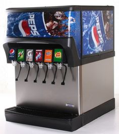 The Drinks 6 dispenser CO2 Soda foutain counter electric. Theater Room Decor, Movie Theater Rooms, Cinema Room, Cool Kitchen Gadgets, Cool Kitchens, Basement Bar Designs, Basement Ideas, Arcade Room, Disney Home Decor
