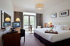 Enjoy overnight bed and breakfast at the five-star Fota Island Resort on 31st August, 1st & 2nd September from just €129. Relax with a summer cocktail on the terrace of our Amber Lounge or take a late-evening stroll along one of our many picturesque woodland paths. Very limited availability. Book now at http://owl.li/djeWS.  For further information and bookings contact our reservations team on 021-4883700 or reservations@fotaisland.ie.