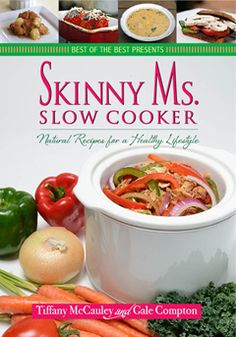 A TON of crock pot recipes..they don't require canned soup, high sodium or sugar!  Now this is a crockpot idea I like!