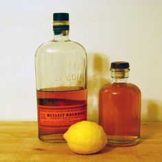Ciderhouse Whiskey Cocktail - Made with Cider Syrup