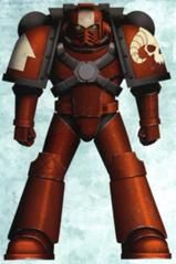 Exorcists' Chapter Space Marine