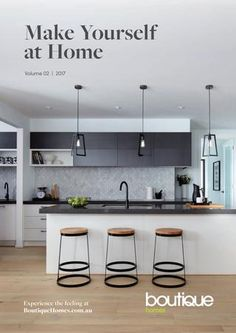 Boutique Homes Product Book - Make Yourself at Home
