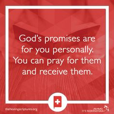 """You can do everything God said you can do in His Word. Jesus said, """"They [believers] will be able to place their hands on the sick, and they will be healed"""" (Mark 16:18)."""