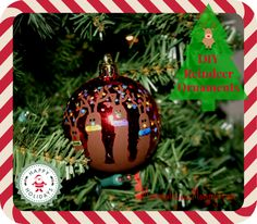 DIY Reindeer Ornament Craft - Mommalicious Mommy