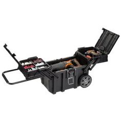 Husky 15 Gal. Cantilever Mobile Job Box 230380 at The Home Depot - Mobile