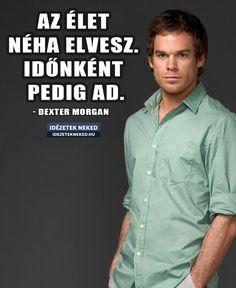 Dexter, Button Down Shirt, Men Casual, Shirt Dress, Mens Tops, Shirts, Fashion, Moda, Dress Shirt