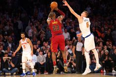 LeBron James' most unstoppable shot is his stepback 3-pointer on the left wing