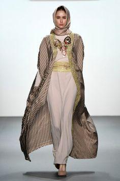 Anniesa Hasibuan - Runway - September 2016 - New York Fashion Week: The Shows